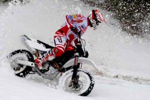 Snow-enduro