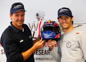 Heinz+Kinigadner+Spanish+F1+Grand+Prix+Previews+14WfG1KZtwhl webber