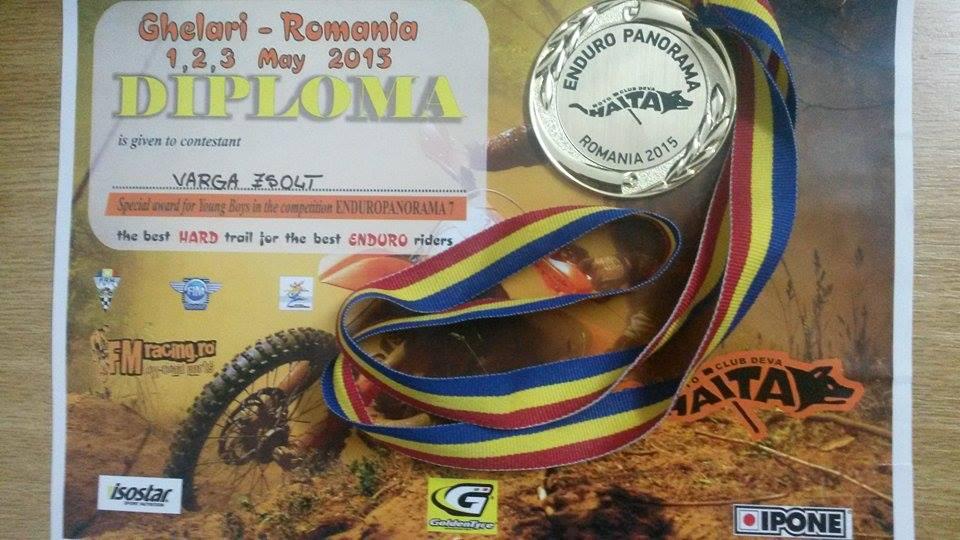 diploma medalie